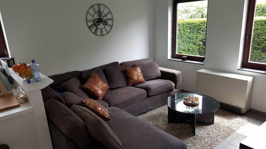 Appartement à Louvain-la-Neuve 3 personnes - Ottignies-Louvain-la-Neuve - Daire