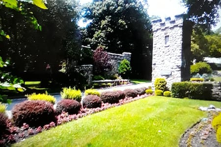 Garden-like setting in prime location:  Tarrytown
