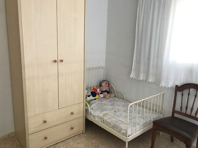 Small bed for toddlers
