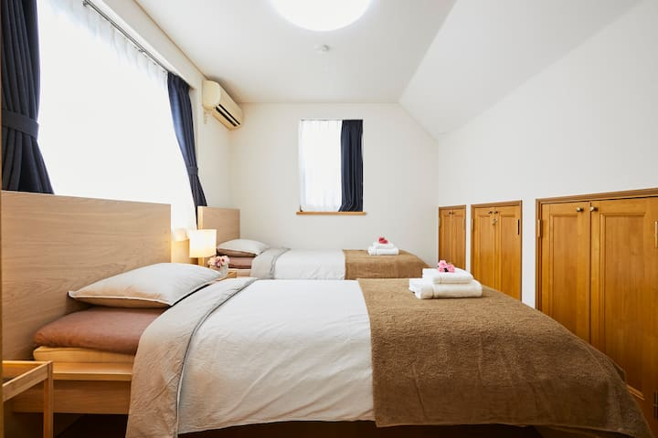 4min Sta. Easy to Shinjuku - Deluxe guest room