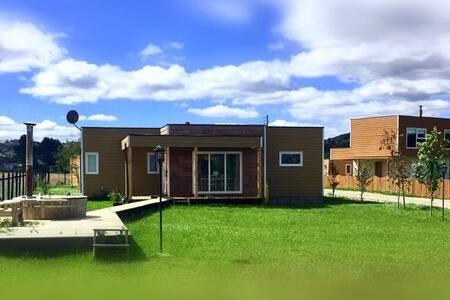 Preciosa Casa en Castro, Chiloé! - Putemun - Sommerhus/hytte