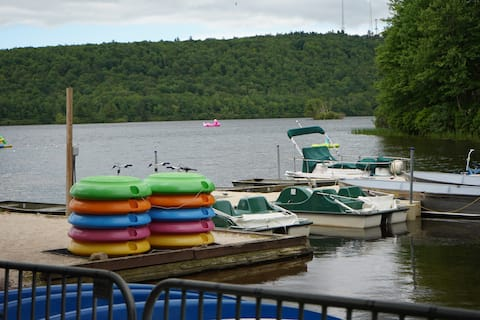 All in One Get a-way - Lake, Pool, Ski, Waterpark