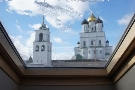 Kremlin View Apartment