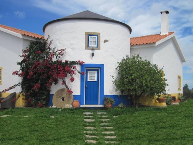 Casa do Moinho-Familiar e Original - Bonvento - Carvalhal  - Casa