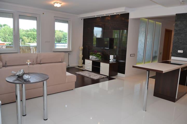 Apartaments Green Hause,exlusive - Zielona Góra - Appartement