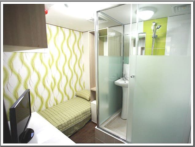 Hong-dae & Sinchon Private Shower room(F)
