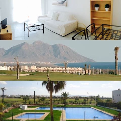 flat in Cabo de Gata Natural park - Almería - Apartment