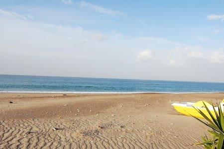 WONDERFUL SEAFRONT VILLA TOTTI 40mt FROM SEA - Capo - Villa