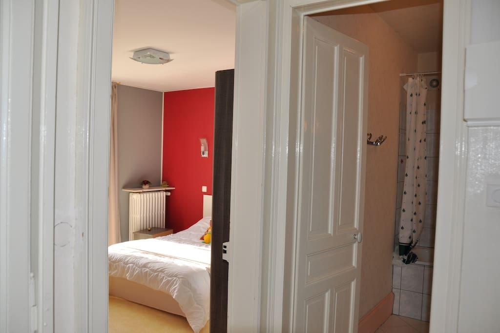 Entrée Appartement n°6
