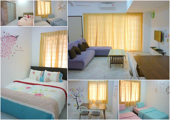 Super Cozy Homestay Melaka - Malacca - Hus
