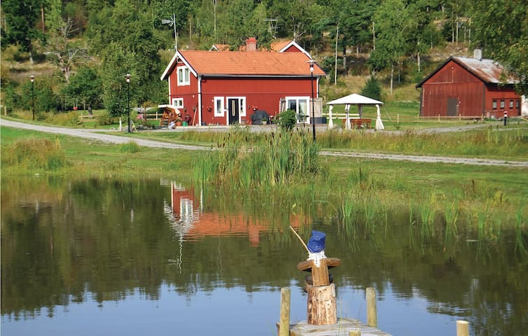 Holiday cottage with 3 bedrooms on 120m² in Strängnäs