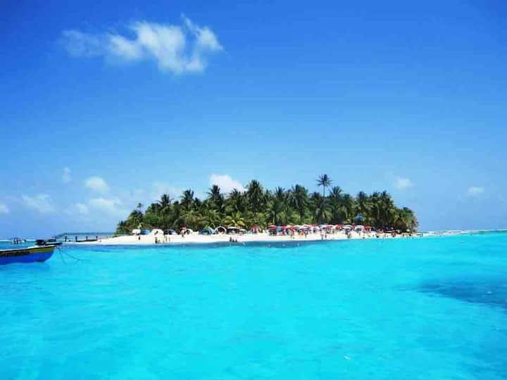 Flat Caribbean - San Andres Island