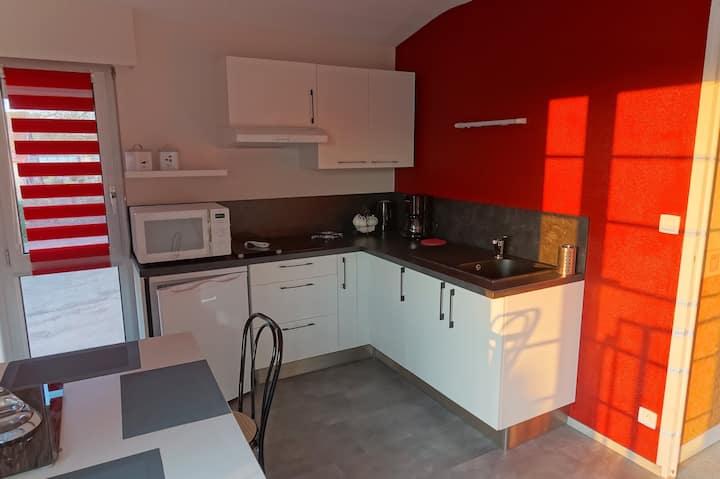 Appartement indépendant dans maison coteau Sèvre