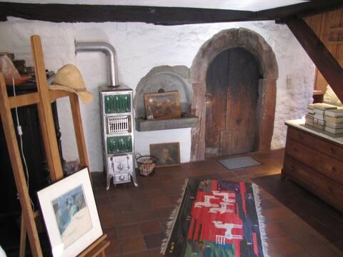 Ferienwohunung im alten Bauernhaus