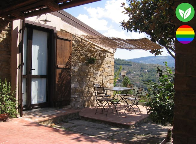 La luna nella mano 1 - cottage with amazing view