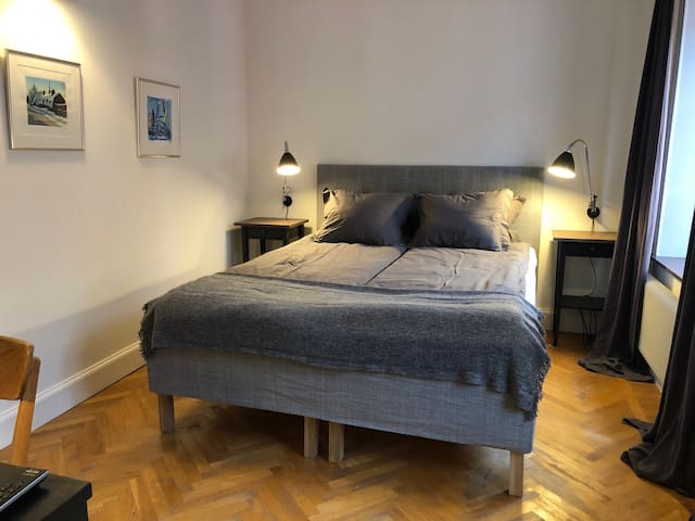 Newly refurbished apartment close to Old Town