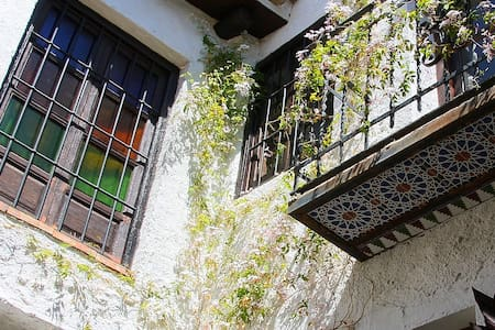 Apartment in old Andalucian house - Lecrín - Apartemen