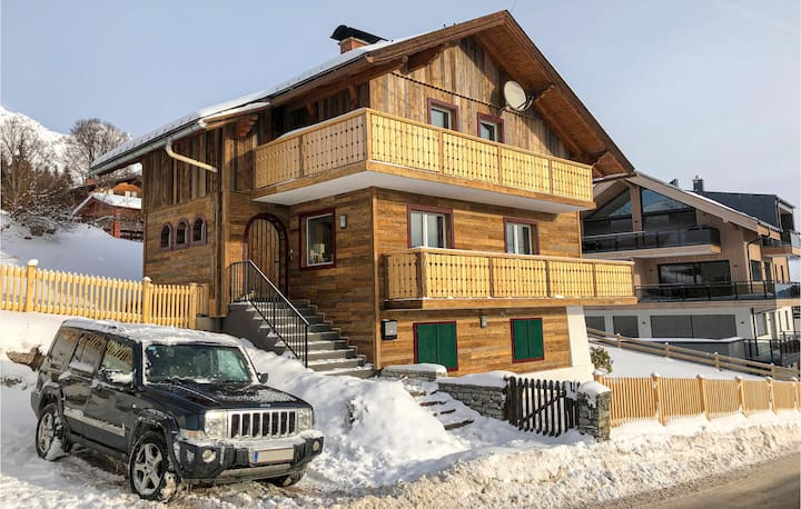 Awesome home in Ramsau with 4 Bedrooms