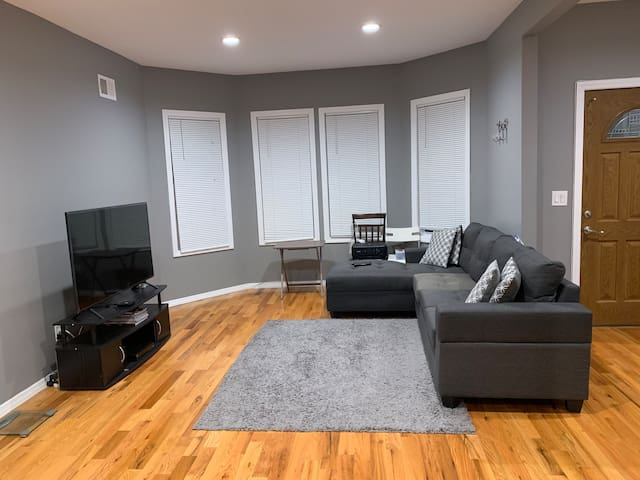 Private Master Bedroom walk-in closet close to NYC