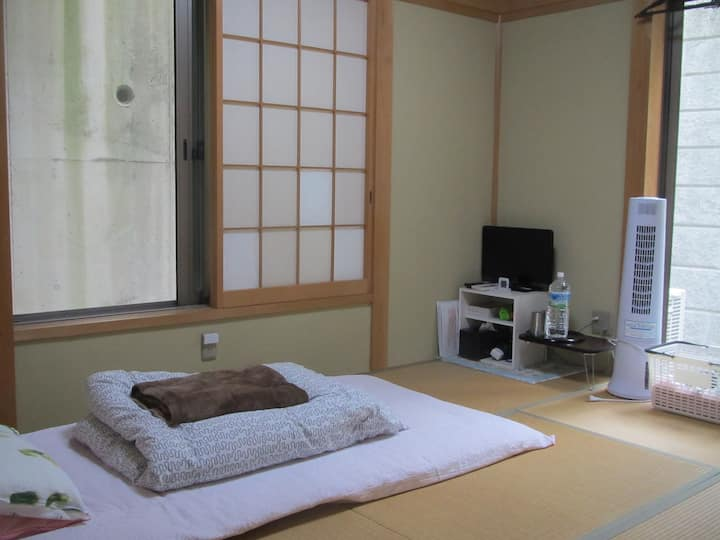 ชอบคนไทยHouse(ห้องแบบญี่ปุ่น)