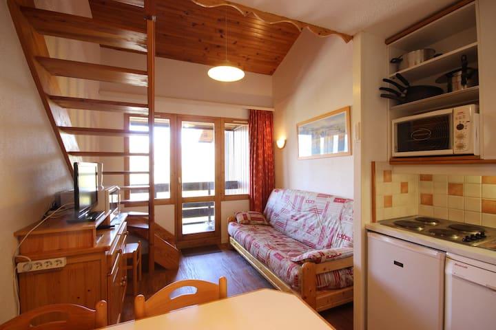 Location  Appartement 3 pièces aux Coches