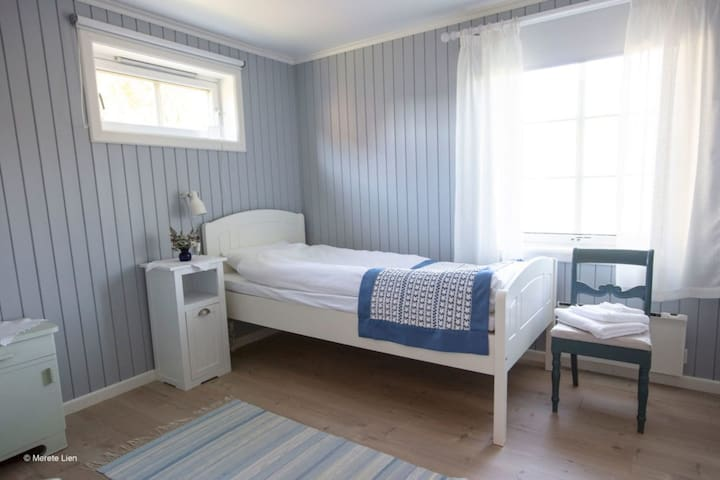 Room 1 - Søster Gudrun at Kirkvollen