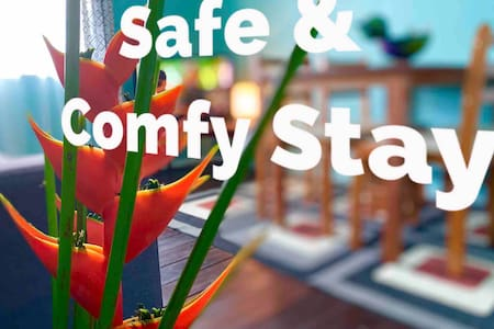 Safe and Comfy Stay