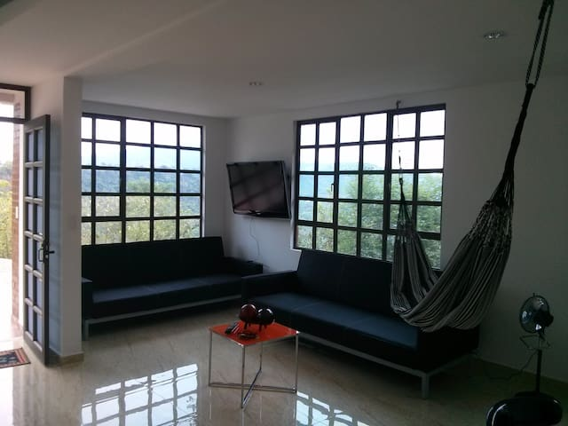 Amazing house !!!! Hermosa vista - Anapoima - บ้าน