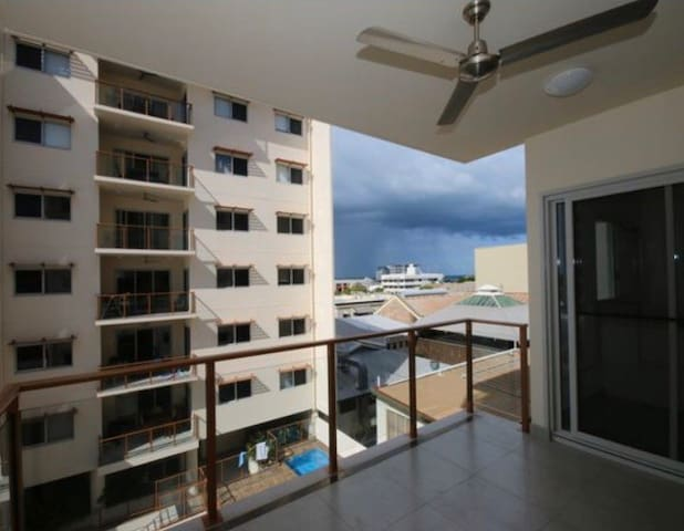 Apartment right in the centre of Darwin