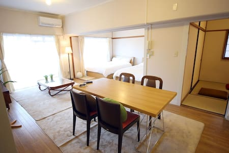 Modern Tatami Room  in Hakata - Fukuoka-shi