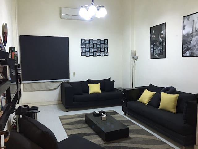 Charming modern 1 bedroom ground apt. - Cairo - Apartment