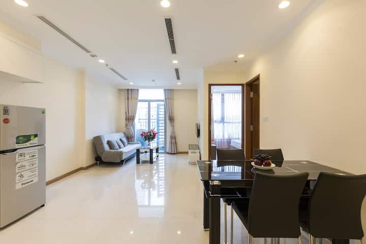 New! Central Park Apartment Near Central HCMC