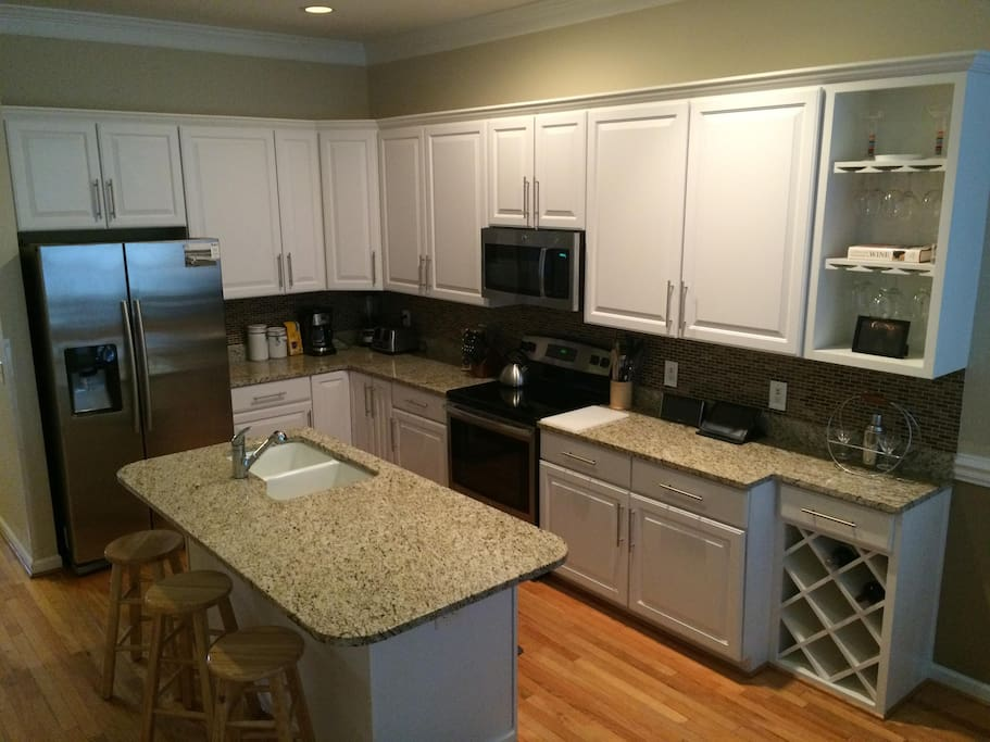 Newly renovated kitchen in 20