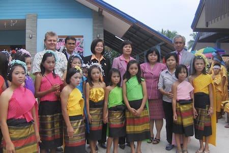 Volunteer Thailand - Choeng Klat