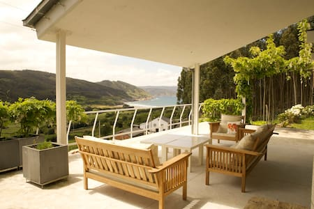 Design house with stunning views - Xove
