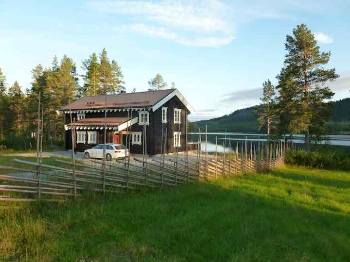 Klövsjö private Lodge -  alpine & crosscountry ski