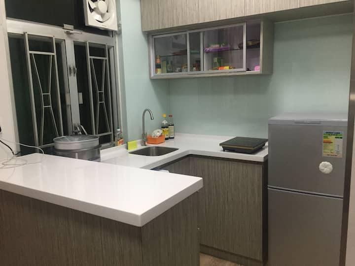 2-bedroom whole flat at Sai Ying Pun Station
