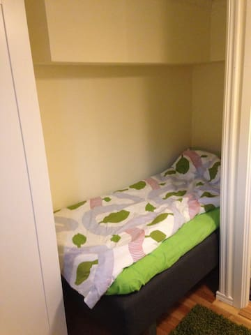 Nice room in Visby room 3 - Visby - บ้าน