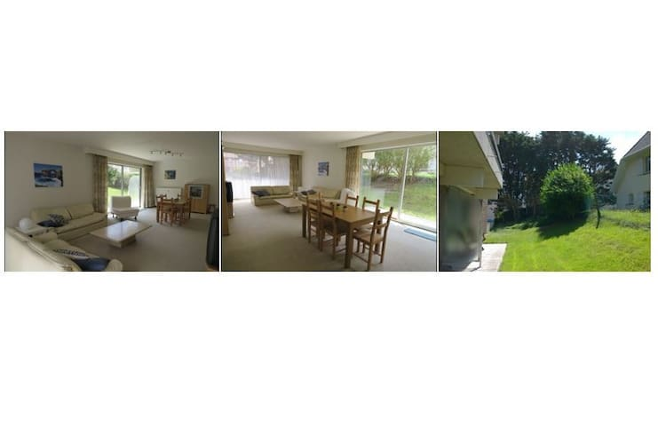 100m from beach in beautiful town, 20min to Bruges - De Haan - Apartament