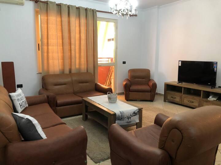 Stylish Tirana apartment