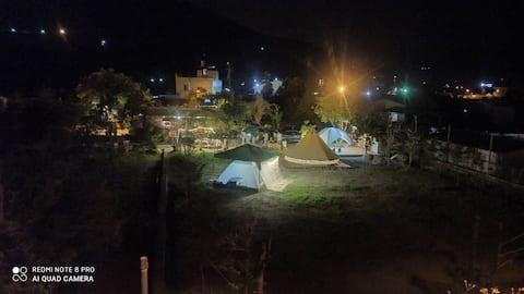 南投郭郷華慕南には木造住宅、キャンプハウス、豊かな生態風景があります!こちらのリスティングは貸切貸切です!