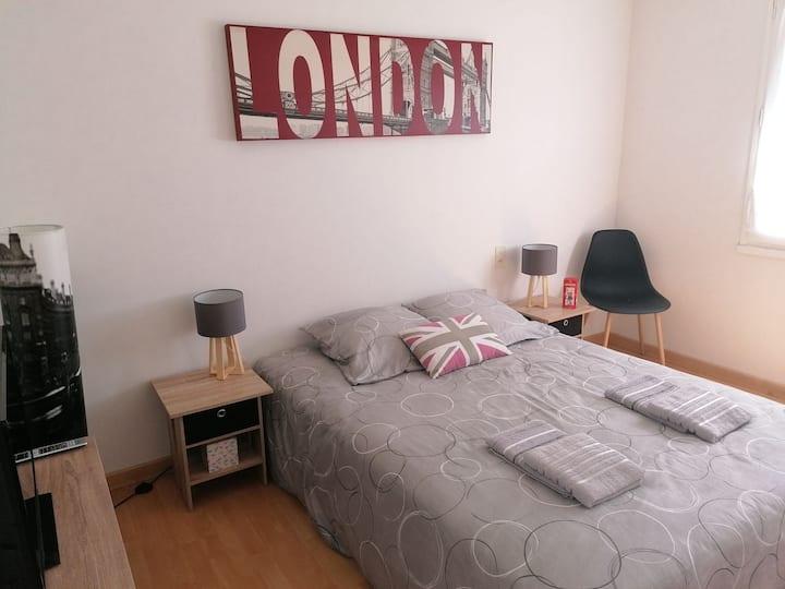 Chambre 3 - London