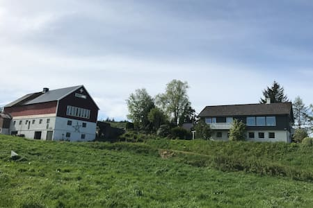 Cozy farm apartment on Finnøy