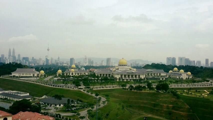nice view apartment - Kuala Lumpur