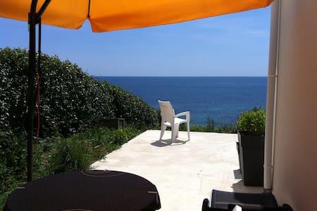 BEACH: Ecrin Nacré Pleine vue mer - Moëlan-sur-Mer - Apartment