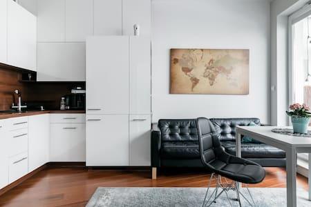 Hamba apartments-  faktury VAT,  self check-in
