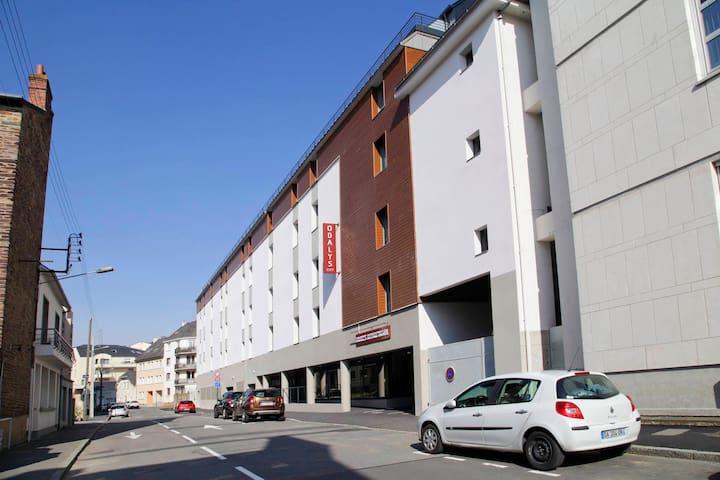 Apartment hotel Odalys Rennes Lorgeril - 19047
