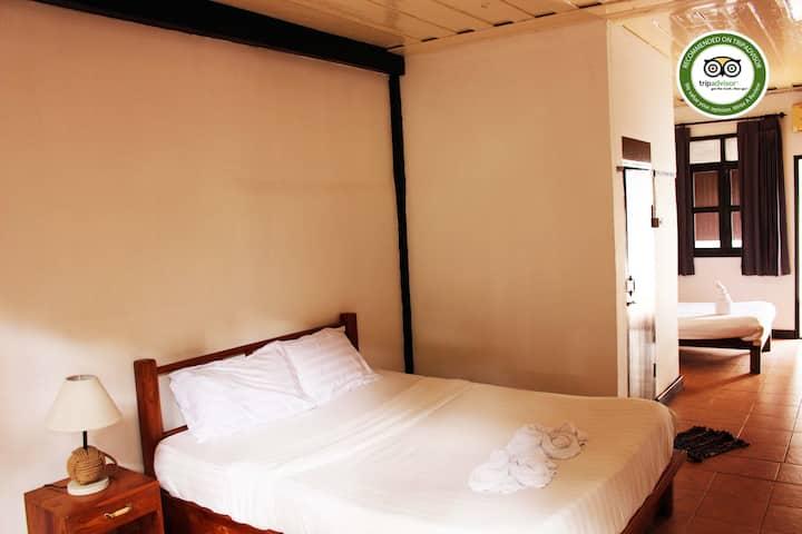 Insee Village Villa Lao N#2 (Big bed & Small bed)