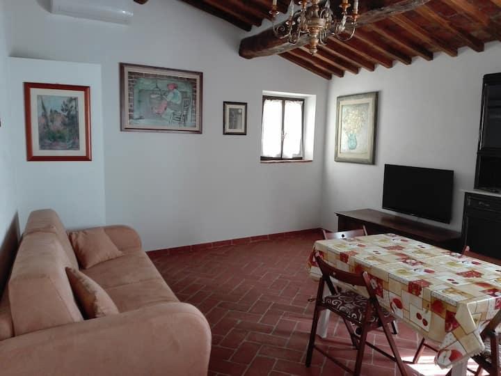 Casa in campagna Toscana