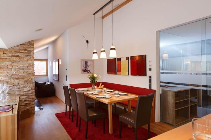 Penthouse Appartement BERGKÖNIG